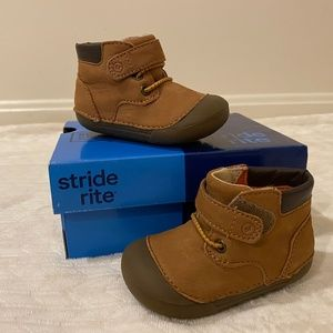 NEW!  Stride Rite Baby Boy Boot